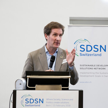 Guido Schmidt-Traub, SDSN Global