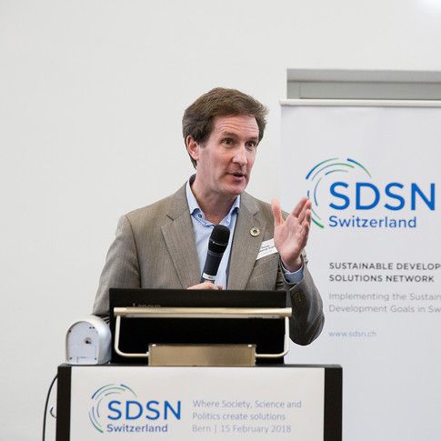 Guido Schmidt-Traub, SDSN Global
