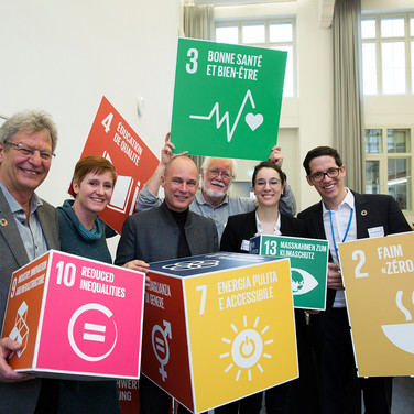 Together for the SDGs