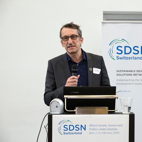 Peter Messerli, CDE University of Bern
