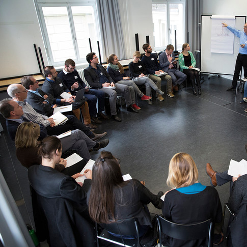 Collective Story Harvesting: Transitioning to a circular economy