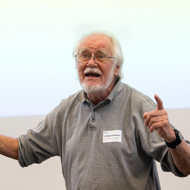 Jacques Dubochet, University of Lausanne