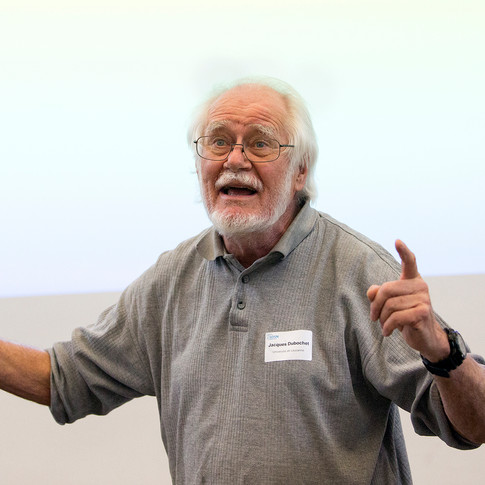 Jacques Dubochet, University of Lausanne