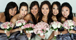 Makeup for Bride and Bridesmaids