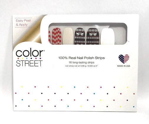 Color Street - Fleece on Earth