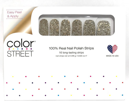 Color Street - Chica-Gold