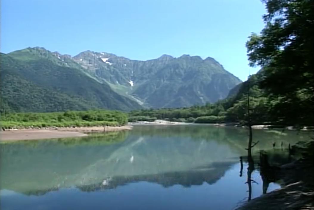 上高地・夏(長野県松本市)