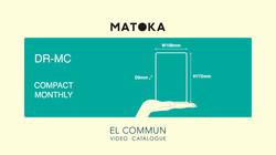MATOKA手帳ビデオカタログ