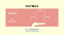 MATOKA 手帳ビデオカタログ