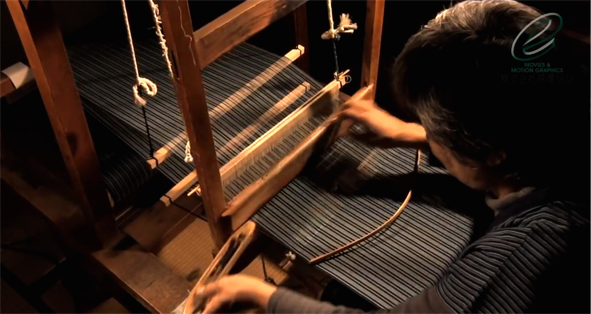 知多木綿(愛知県知多市岡田)
