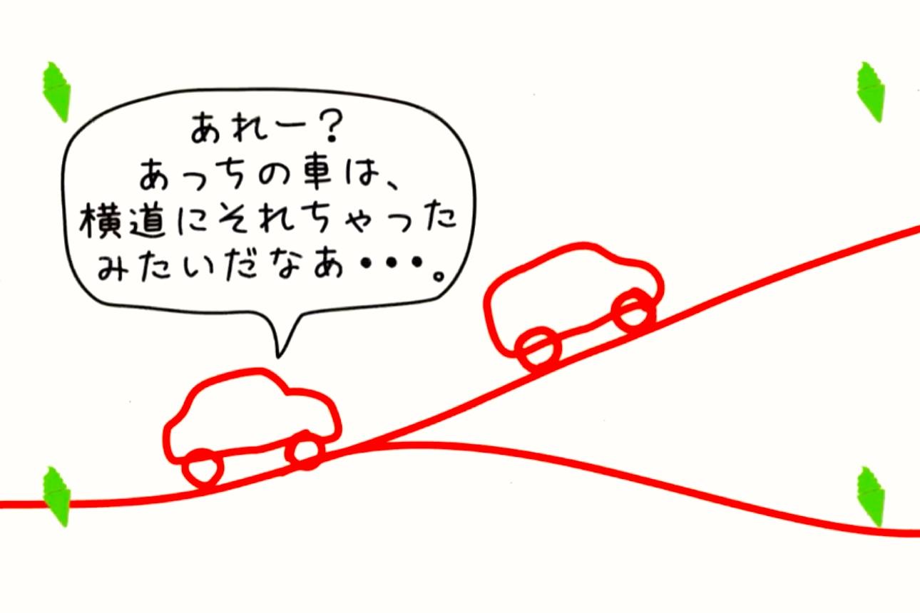 写真+イラスト+線画アニメーション