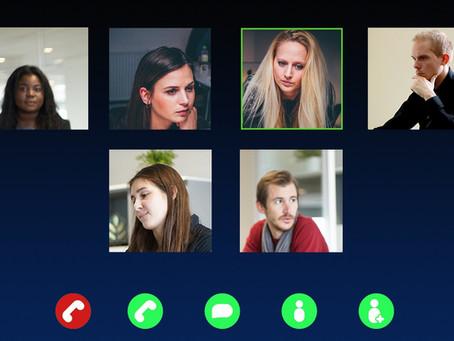 リモート会議での映像コンテンツの使い方