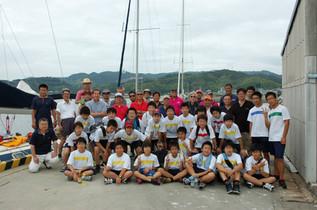 7月12日 体験乗船会協力艇募集