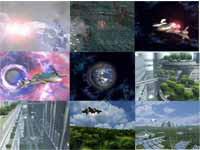 先端科学技術体験センター 「宇宙船地球号SOS」