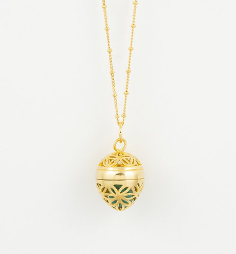 Handcrafted Jewellery Pendants Gold Plated