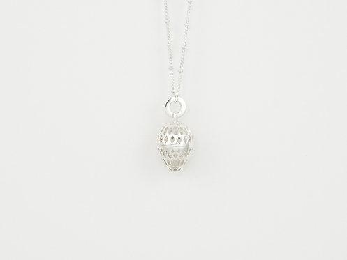 """Dream Pendant """"Mandala"""" Silver"""