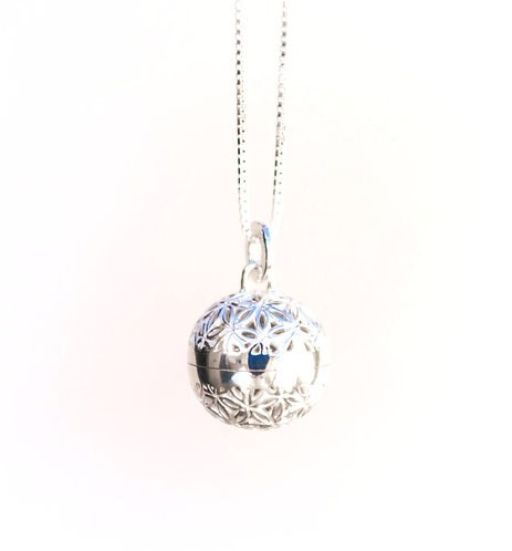 Harmony Ball Necklace For Pregnancy