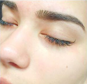Lashes & Brows   Lynnwood   Norinook Beauty   Brow Services