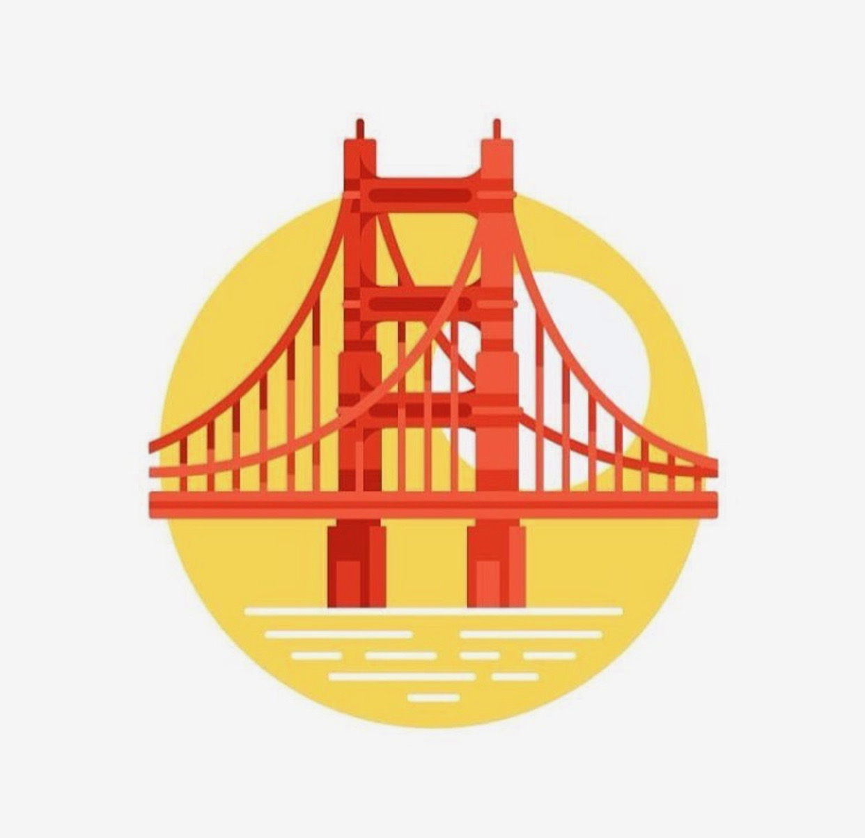 Brooklyn Bridge 2 animation by Kicks