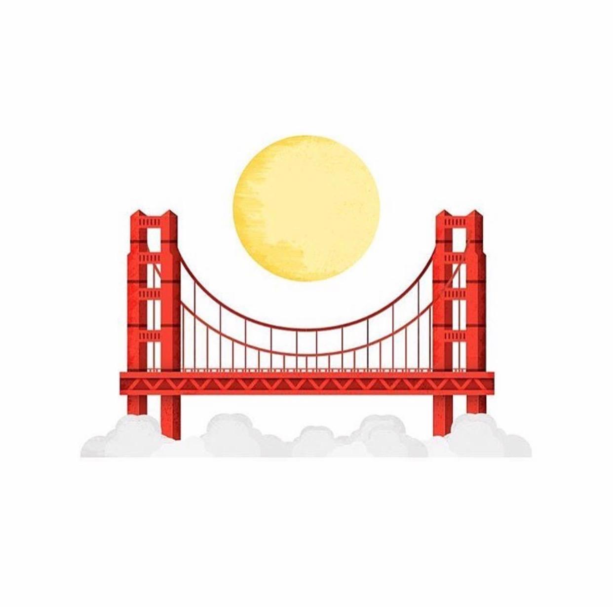 Brooklyn Bridge by Kickstand