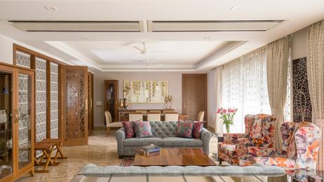 Residence - Vasant Vihar - New Delhi