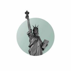 Statue of Liberty by Kickstand