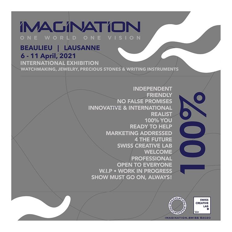 IMAGINATION OneWorld OneVision