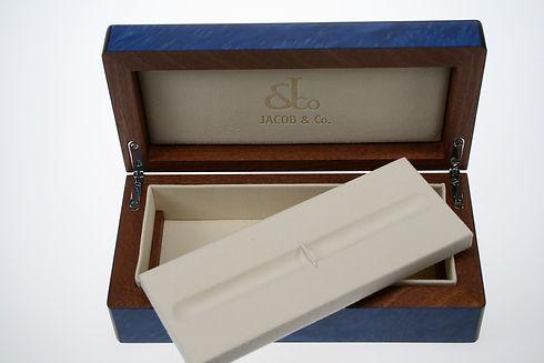 Jacob & Co Luxury Pen Box made by Naldi-