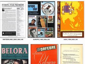 EUROPASTAR.COM — NEW WATCH ARCHIVES ONLINE (1936-2021)