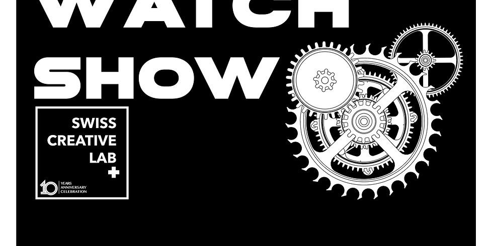 PERMANENT POP-UP WATCH SHOW