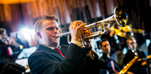 Synthesis Trumpet Player