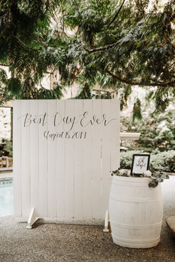 Bespoke Decor- Best Day Ever
