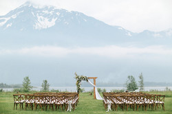 Fraser River Lodge Wedding Ceremony