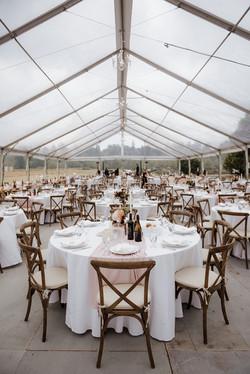 Clear tent- Phoenix Tent Rentals
