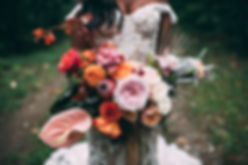 Fraser River Lodge Wedding Flowers