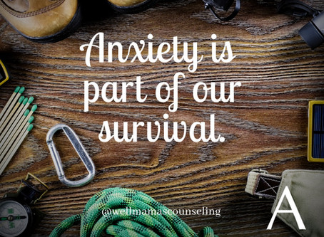 What is anxiety, and what does it look like?