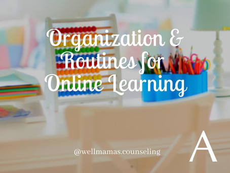 3 Values to Practice During Distance Learning