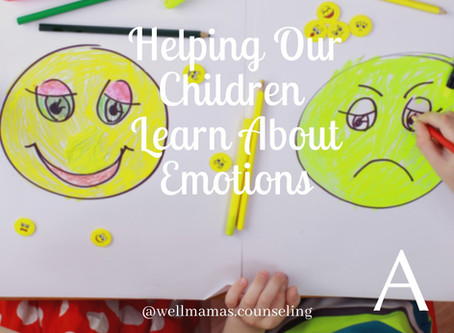 Explaining Emotions to Our Children