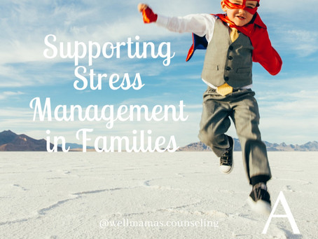 Supporting Stress Management in Families