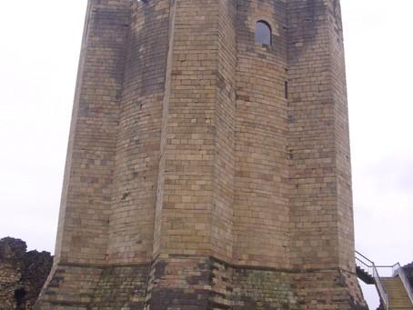 Y4 trip to Conisbrough Castle