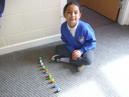 Counting in 2's
