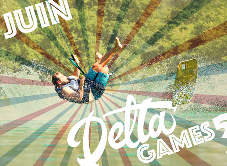 Les Delta GAMES de retour en 2020 !