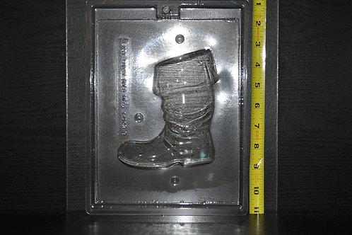 3D Santa Boot Mold