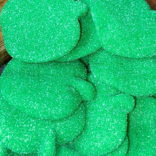 Sour Green Apple Gummies
