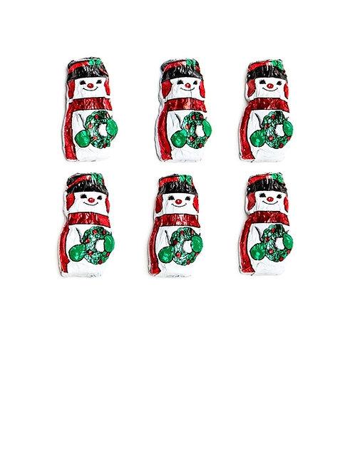 Madelaine Milk Mini Snowmen