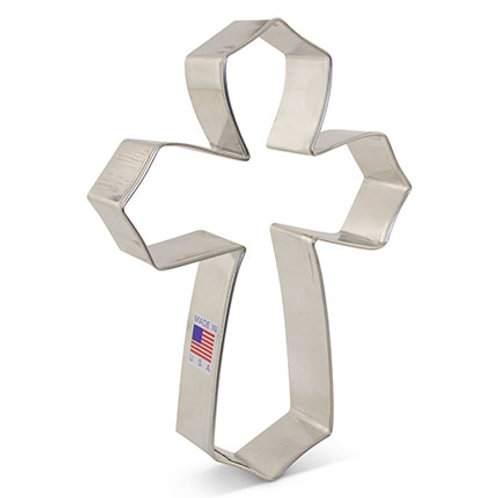 Large Cross Cookie Cutter