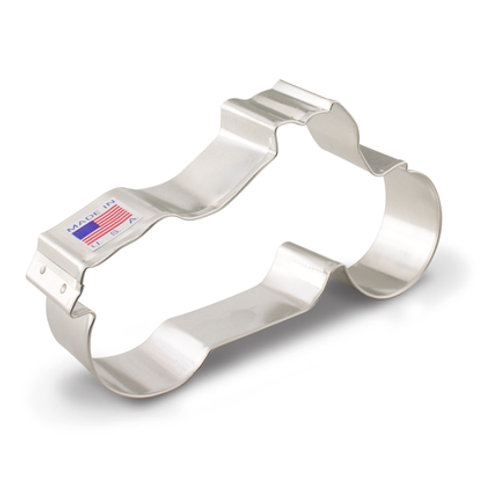 Motorcycle Cookie Cutter