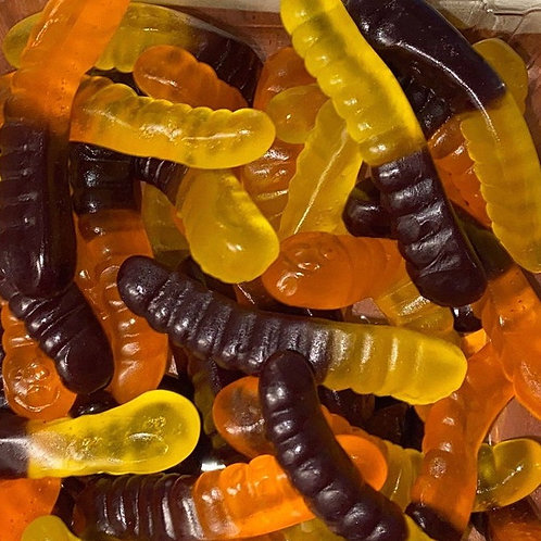 Fall Gummy Worms