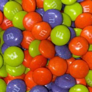 Ghoul's Mix M&M's