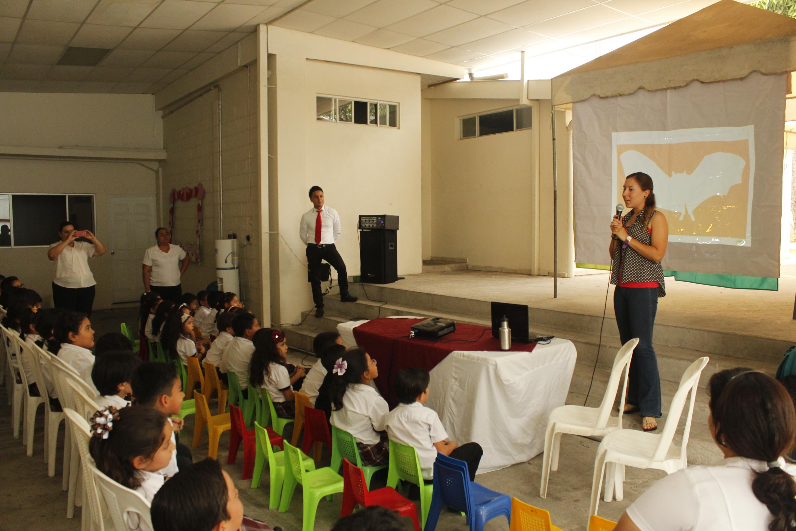 Educación ambiental para colegios